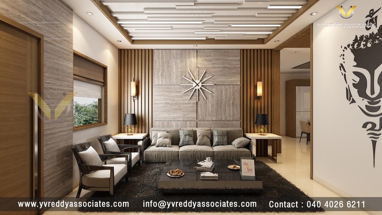 Aparna West Side Apartment Interior Designs