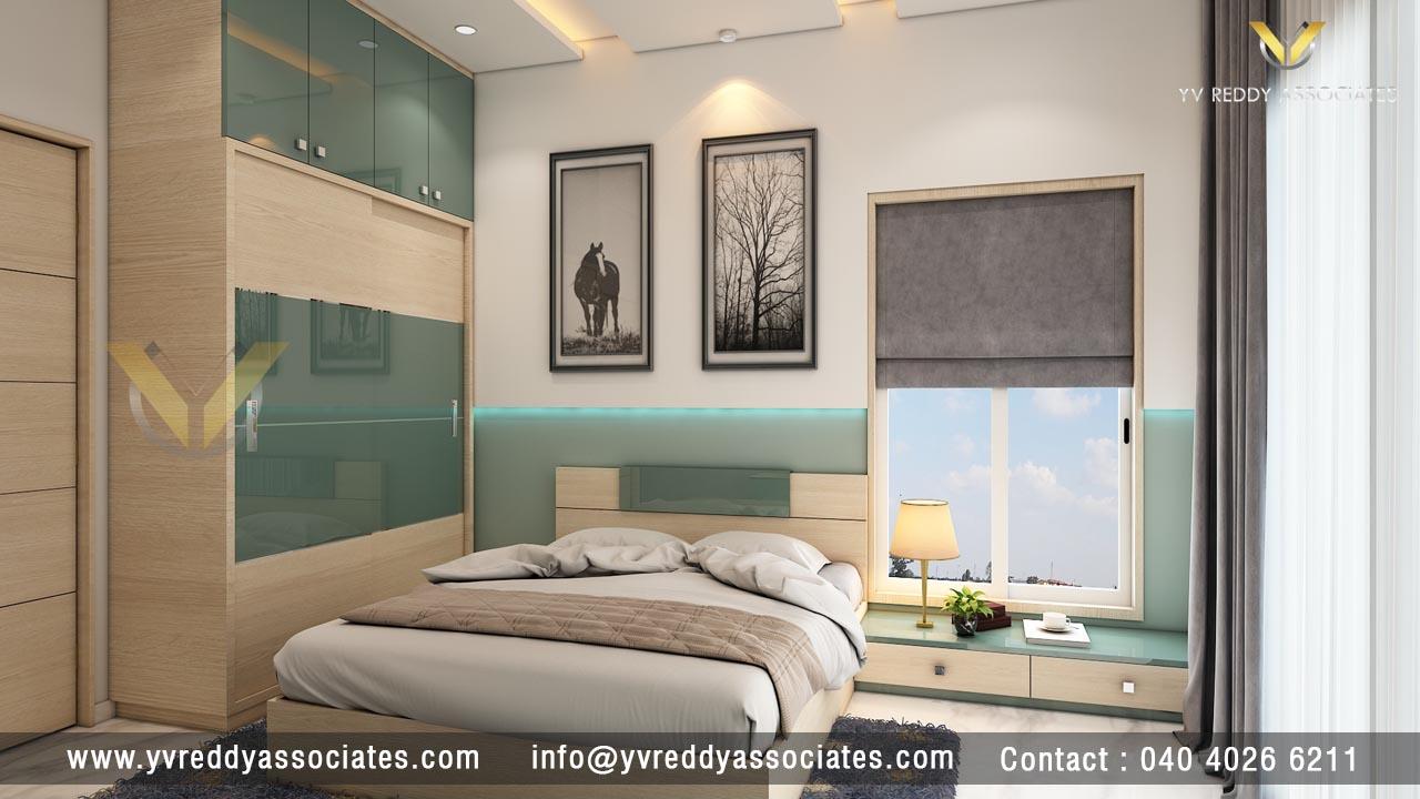 Rajahmundry Residence Interior Designs