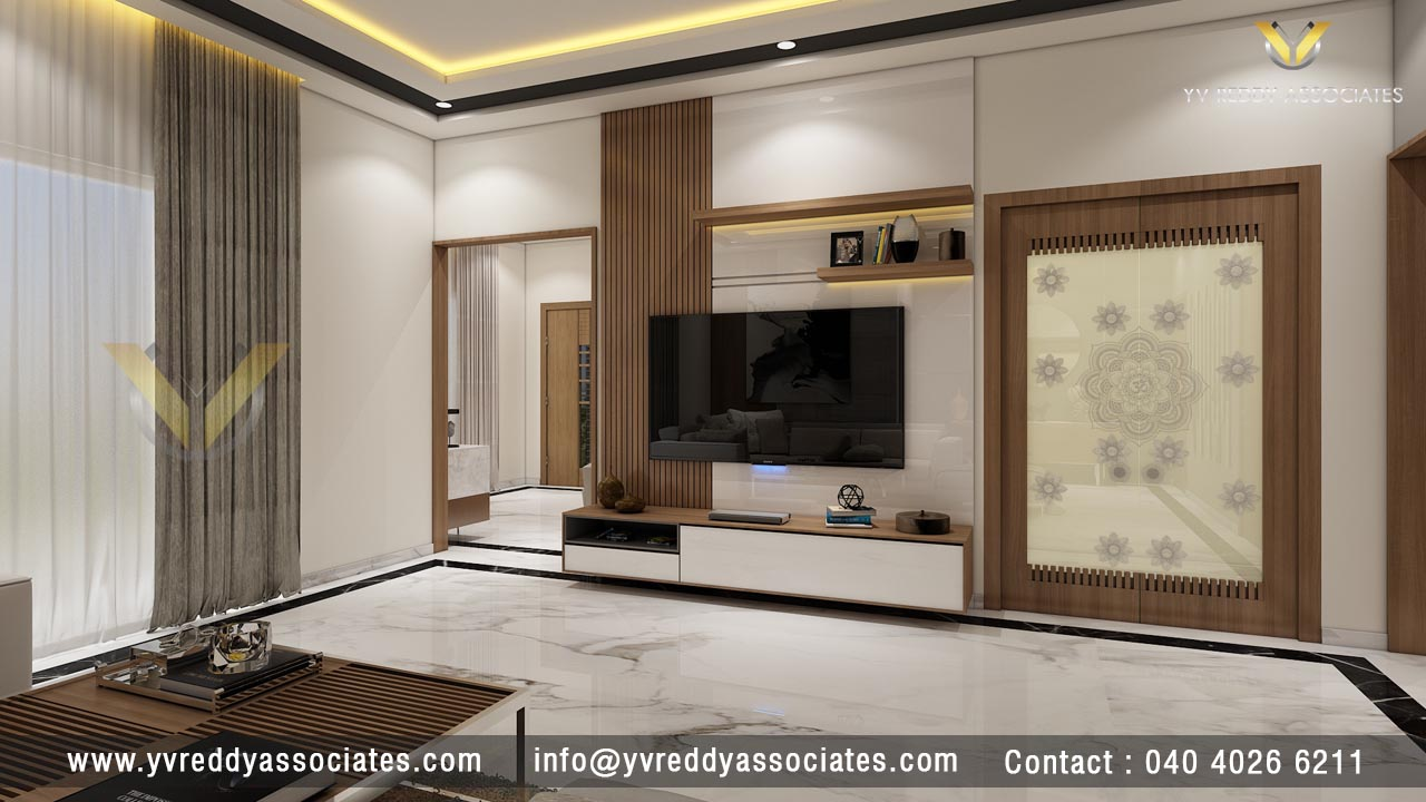 Rajahmundry Client Residence Interiors