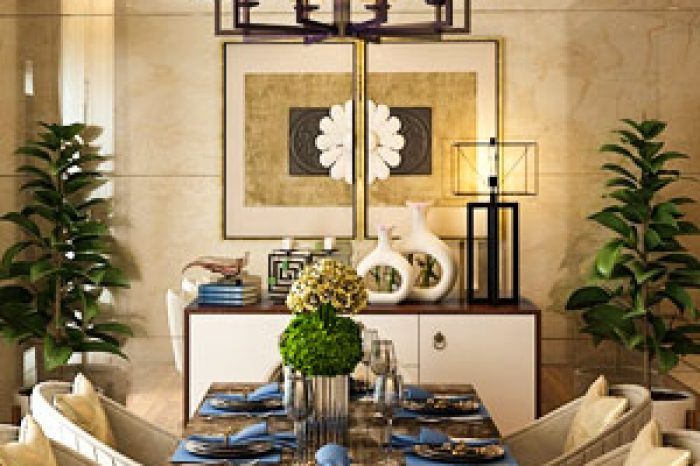 My Home Bhooja Luxury Apartments Interior