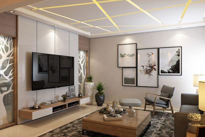 NCC Urban One Luxury Apartments Interior Designs